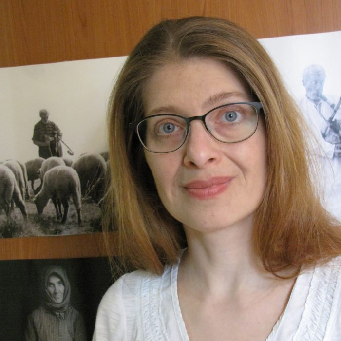 Mgr. Eva Pariláková, PhD.